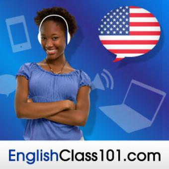 Learn English | EnglishClass101.com podcast artwork