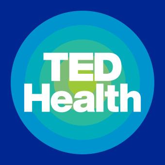 TEDTalks Health podcast artwork