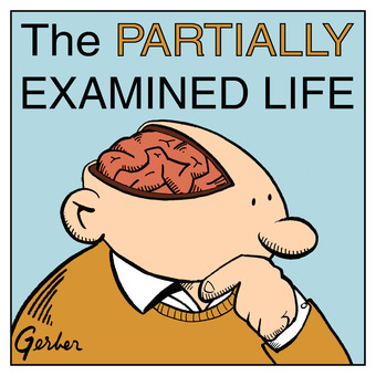 The Partially Examined Life Philosophy Podcast podcast artwork
