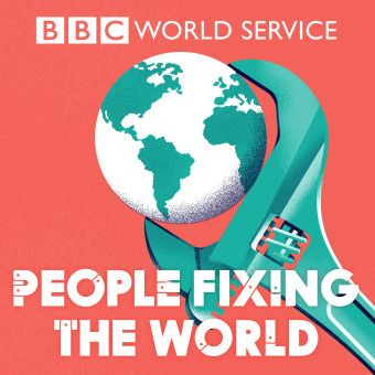 People Fixing the World podcast artwork