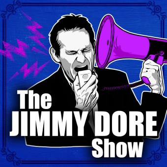 The Jimmy Dore Show podcast artwork