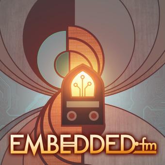 Embedded podcast artwork