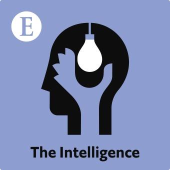 The Intelligence podcast artwork