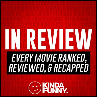 Every Movie Reviewed & Ranked podcast artwork