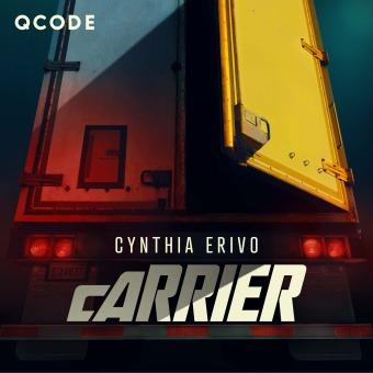 Carrier podcast artwork