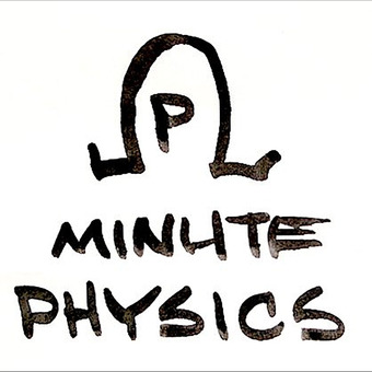 MinutePhysics podcast artwork