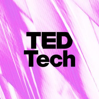 TED Talks Technology podcast artwork