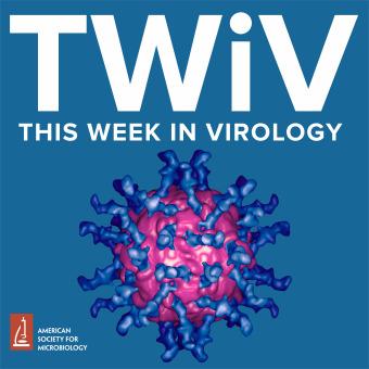 This Week in Virology podcast artwork