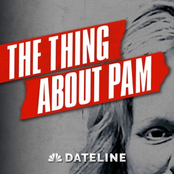 The Thing About Pam podcast artwork