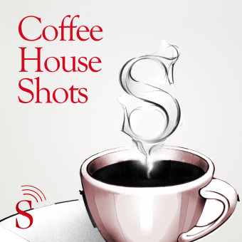 Coffee House Shots podcast artwork