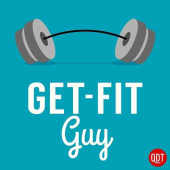 Get-Fit Guy's Quick and Dirty Tips to Get Moving and Shape Up podcast artwork