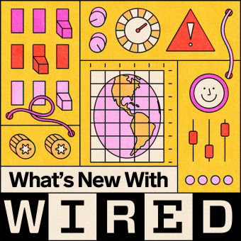 WIRED Tech in Two podcast artwork
