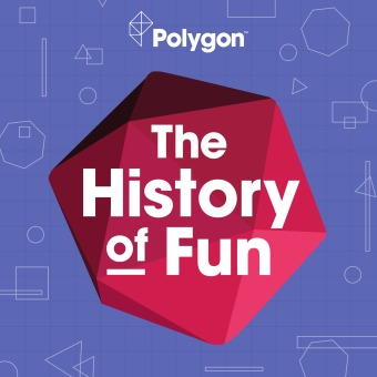 The History of Fun podcast artwork