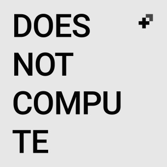 Does Not Compute podcast artwork