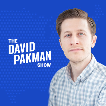 The David Pakman Show podcast artwork