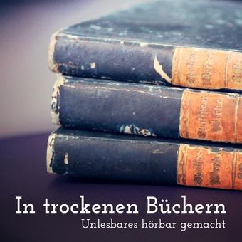 In trockenen Büchern podcast artwork