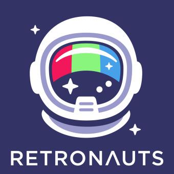 Retronauts podcast artwork