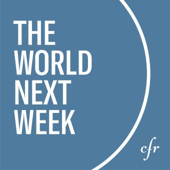 The World Next Week podcast artwork