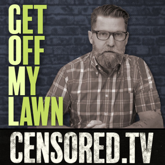 Get Off My Lawn Podcast w/ Gavin McInnes podcast artwork