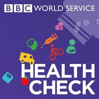 Health Check podcast artwork