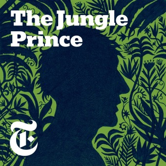 Jungle Prince podcast artwork