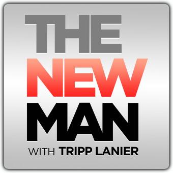 The New Man podcast artwork