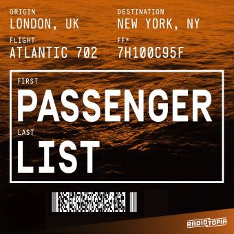 Passenger List podcast artwork