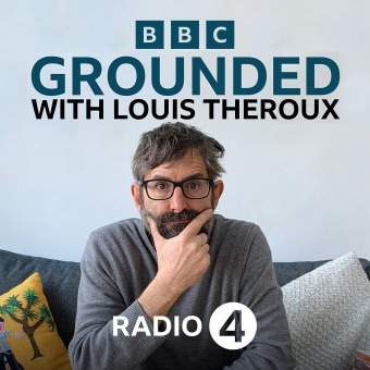 Grounded with Louis Theroux podcast artwork