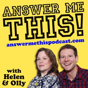 Answer Me This! podcast artwork