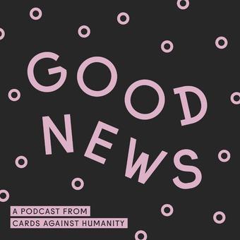 The Good News Podcast podcast artwork