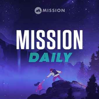 Mission Daily podcast artwork
