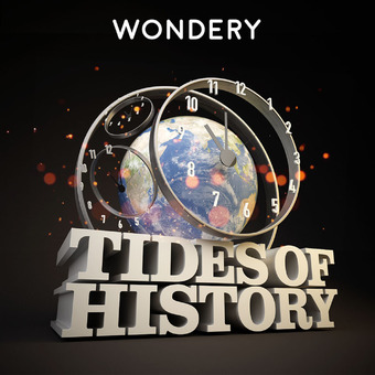 Tides of History podcast artwork