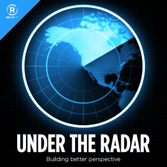 Under the Radar podcast artwork