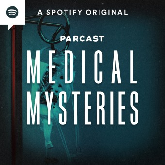 Medical Mysteries podcast artwork