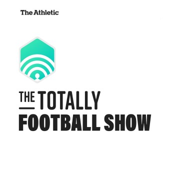 The Totally Football Show with James Richardson podcast artwork