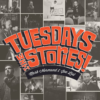 Tuesdays with Stories! podcast artwork