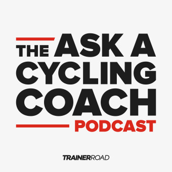 Ask a Cycling Coach - TrainerRoad Podcast podcast artwork