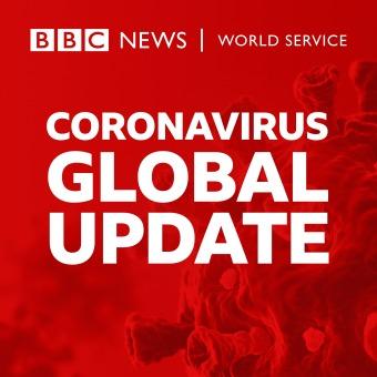 Coronavirus Global Update podcast artwork