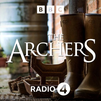 The Archers podcast artwork