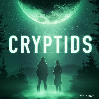 Cryptids podcast artwork