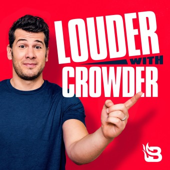 Louder with Crowder podcast artwork