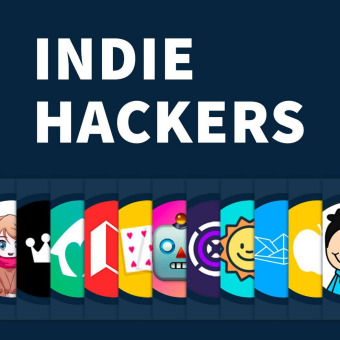 The Indie Hackers Podcast podcast artwork