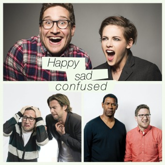 Happy Sad Confused podcast artwork