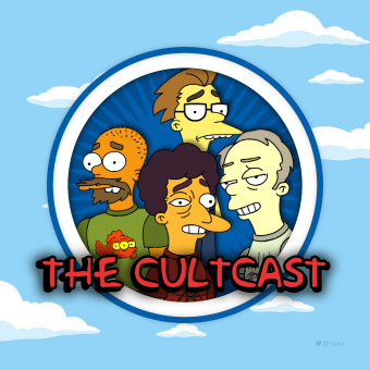 The CultCast podcast artwork