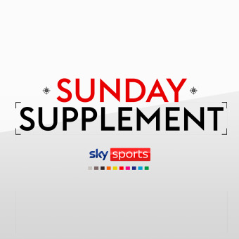 Sunday Supplement podcast artwork