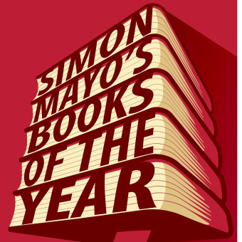 Simon Mayo's Books Of The Year podcast artwork