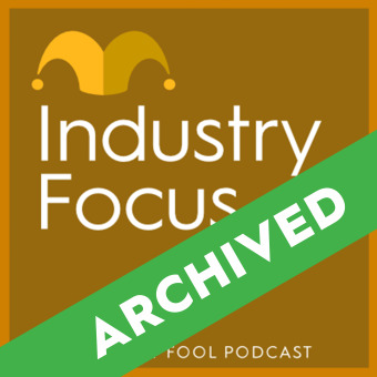 Industry Focus podcast artwork