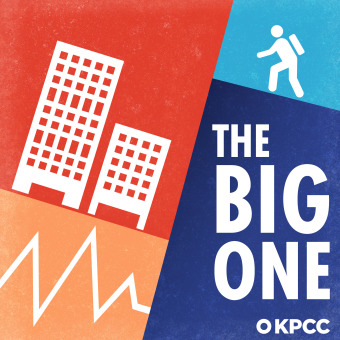 The Big One: Your Survival Guide podcast artwork