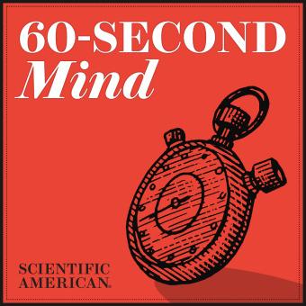 60-Second Mind podcast artwork