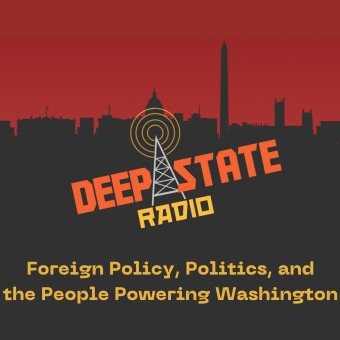 Deep State Radio podcast artwork